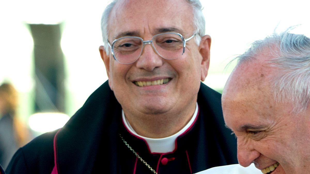 Foto: Nicholas DiMarzio, obispo de Brooklyn, Nueva York, EEUU. AP