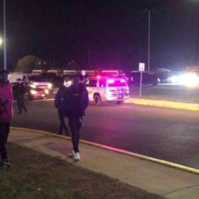 Detienen a cinco tras tiroteo durante partido de fútbol americano
