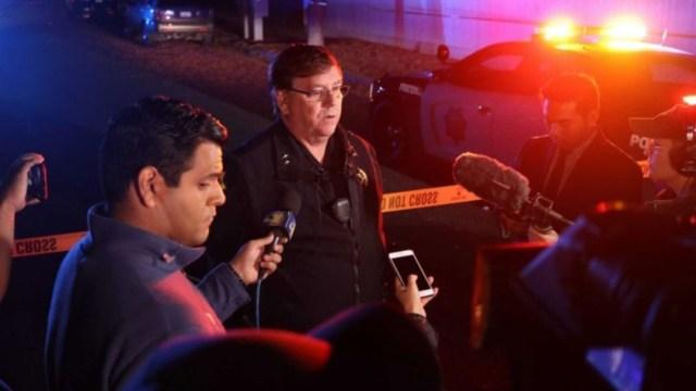 Foto: El suceso ocurrió en torno a las 18:00 horas del domingo en una casa donde se había reunido gente para ver un partido de fútbol americano, indicó el teniente de policía de Fresno, Bill Dooley