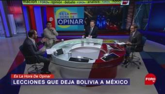 FOTO:¿Fue Evo Morales un presidente demócrata o autoritario?, 13 noviembre 2019