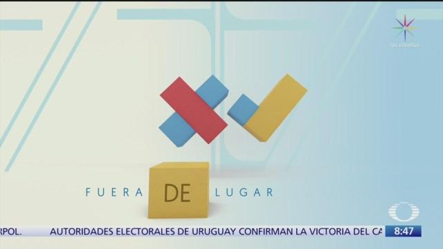 Fuera de Lugar: Oso acaricia a mujer en Nuevo León