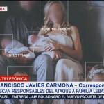 Foto: Funeral Familia Lebarón Sonora 5 Noviembre 2019