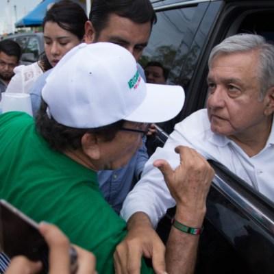 Garantiza López Obrador consultar a pueblos indígenas por Tren Maya