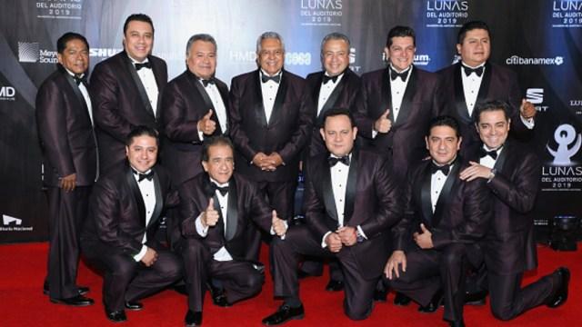 Foto: Sonora Santanera amenizará celebración del primer año de AMLO, 27 de noviembre de 2019 (Getty Images, archivo)