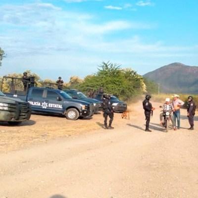 'No hay evidencia de desplazados y balaceras en Zirándaro, Guerrero': Astudillo Flores