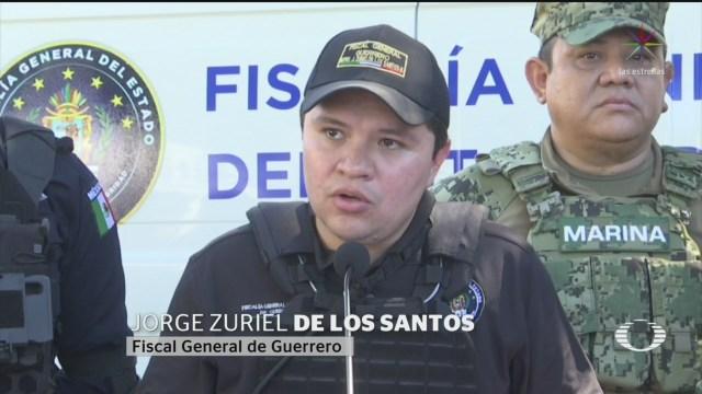 FOTO: Gobierno guerrerense toma el control ante conflictos entre autodefensas, 13 noviembre 2019