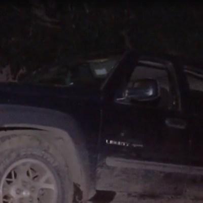 Guardia Nacional detiene a 7 hombres con armas y combustible en galones