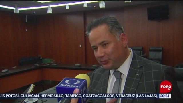 Foto: Hacienda Presenta Denuncias Ohl SCT Ruiz Esparza 27 Noviembre 2019