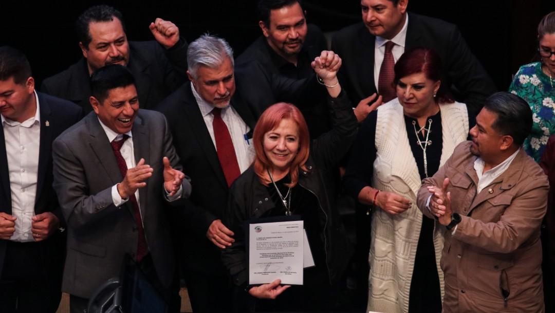 FOTO ¿Han asesinado periodistas?, pregunta Rosario Piedra, CNDH