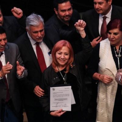¿Han asesinado periodistas?, pregunta Rosario Piedra; ONG le pide admitir violencia en México