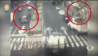 FOTO:Hombre baleado en Tec de Monterrey era perseguido, 13 noviembre 2019