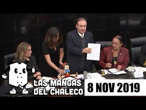 FOTO: Las Mangas Del Chaleco 8 Noviembre 2019,