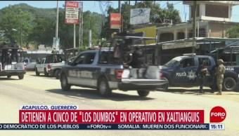 FOTO: Implementan operativo Xaltianguis Guerrero tras enfrentamientos,