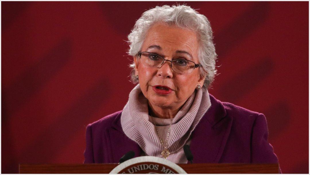 Imagen: Olga Sánchez Cordero dio su postura por el caso de Abril Pérez , 30 de noviembre de 2019(GALO CAÑAS /CUARTOSCURO.COM)