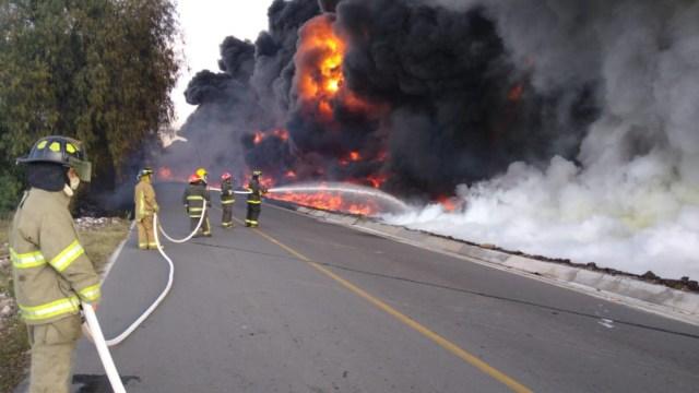 incendio toma clandestina hidalgo (1)