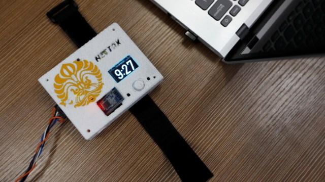 Foto: El equipo de Satria está trabajando para personalizar Nettox y mejorar su precisión, ya que las mediciones de HRV pueden variar dependiendo de la estructura corporal de las personas, 6 de noviembre de 2019 (Reuters)