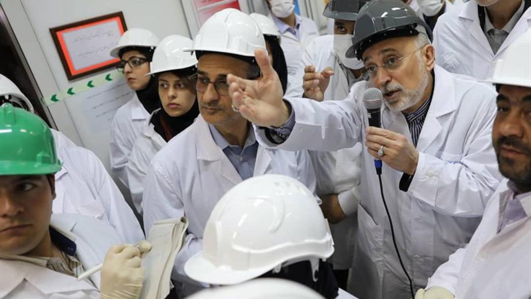 Foto: Irán confiaba en presionar a Europa para que las naciones europeas ofrecieran una forma de vender su petróleo en el extranjero pese a las sanciones estadounidenses, 11 de noviembre de 2019 (EFE)