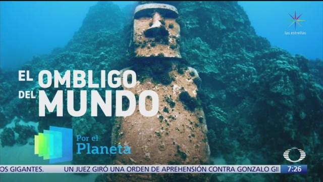 Isla de Rapa Nui recibe 120 mil turistas al año