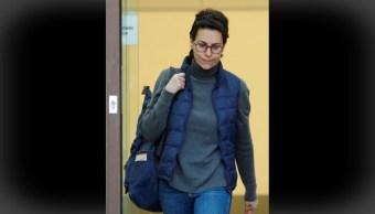 Foto: Karime Macías deposita fianza en Reino Unido, confirma juez