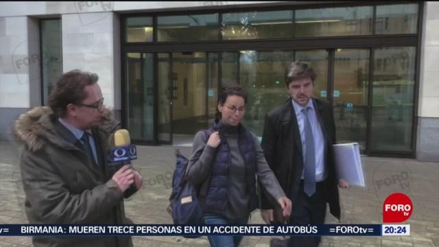 Foto: Karime Macías Enfrentará Juicio Extradición Libertad 5 Noviembre 2019