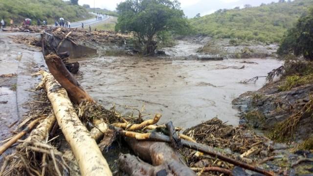 Foto: Las inundaciones registradas en el oeste de Kenia, 23 noviembre 2019