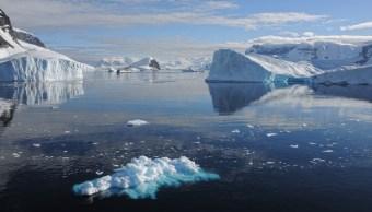 Nueve países quedarían bajo el agua por el cambio climático en unos años