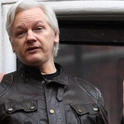 FOTO: EEUU y Assange se enfrentarán en tribunal de Londres, el 23 de febrero de 2020