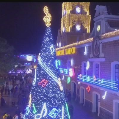 La villa iluminada de Atlixco, Puebla