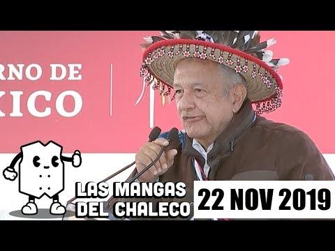 FOTO: Las Mangas del Chaleco 22 de noviembre