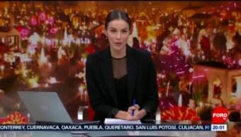 Foto: Noticias Ana Francisca Vega Programa Completo Forotv 1 Noviembre 2019