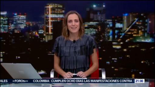 Foto: Las Noticias Ana Francisca Vega Programa Completo Forotv 28 Noviembre 2019