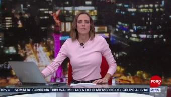 Foto: Las Noticias Ana Francisca Vega Programa Completo Forotv 5 Noviembre 2019