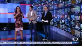 FOTO: Las noticias, con Claudio Ochoa: Programa completo del 18 de noviembre del 2019, 18 noviembre 2019