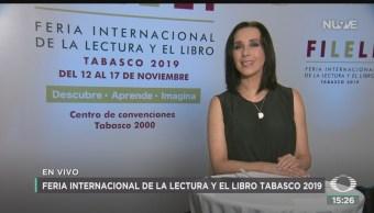 FOTO: Noticias Karla Iberia Programa Completo 12 Noviembre