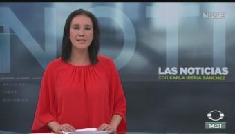 FOTO: Las Noticias, con Karla Iberia: Programa del 18 de noviembre del 2019, 18 noviembre 2019