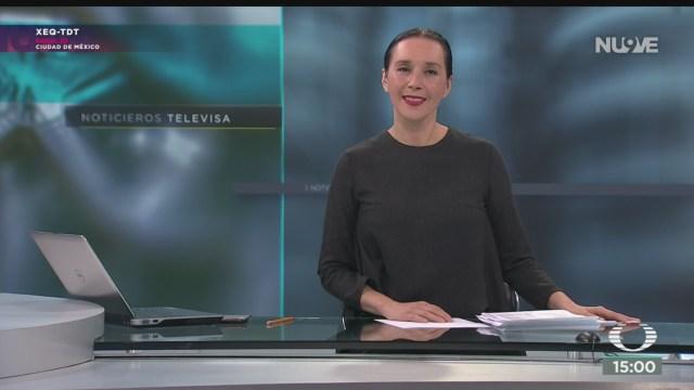 FOTO: Noticias Karla Iberia Programa Completo 26 Noviembre