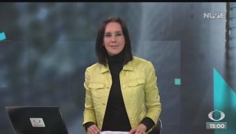 FOTO: Noticias Karla Iberia Programa Completo 5 Noviembre,