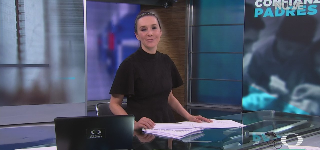 FOTO: Noticias Karla Iberia Programa Completo 7 Noviembre,