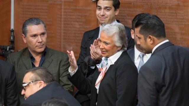 FOTO Legal, que Bonilla haya rendido protesta por cinco años