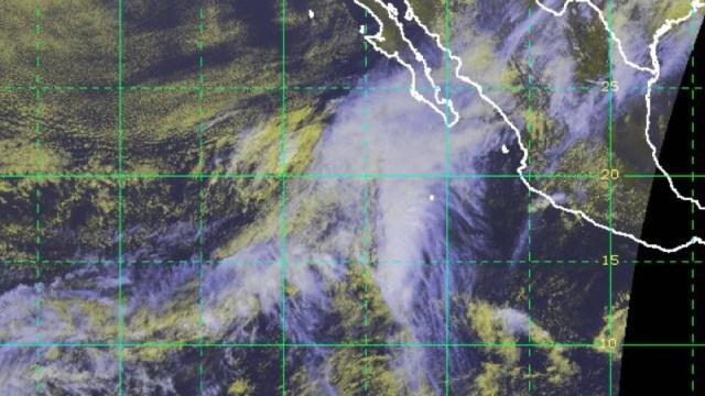 IMAGEN Suspenden clases en Los Cabos y La Paz por lluvias (NOAA)