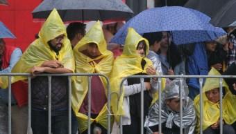 Lluvias en CDMX hoy; activan alerta amarilla