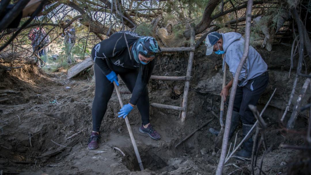 Foto: Al lugar acudieron instancias de seguridad, quienes habrán de realizar las indagatorias correspondientes, 24 de noviembre de 2019 (Omar Martínez /Cuartoscuro.Com)