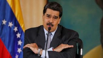 Foto: Maduro felicita a AMLO por aniversario de la Revolución Mexicana