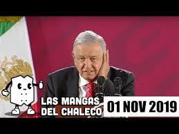 FOTO: Las Mangas Del Chaleco 1 Noviembre 2019