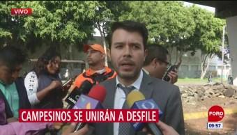 Mantendremos diálogo con campesinos en Cámara de Diputados, dice Arturo Medina