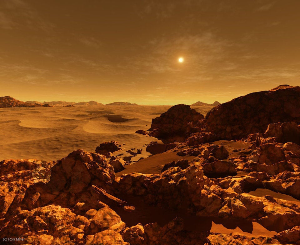 ¿Cómo luce el Sol visto desde otros planetas?