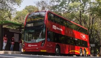 Foto: Metrobús ajustará servicio por desfile navideño el sábado 23 de noviembre