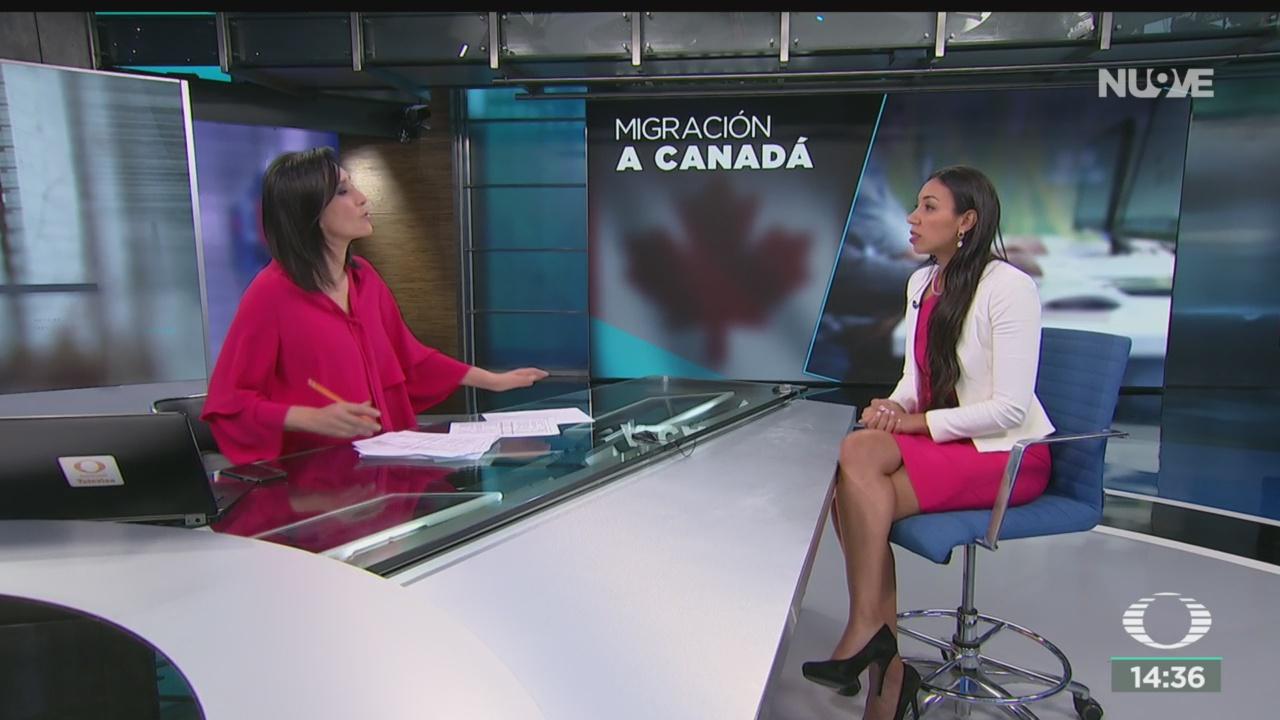 Foto: Mexicanos podrían obtener residencia permanente Canadá