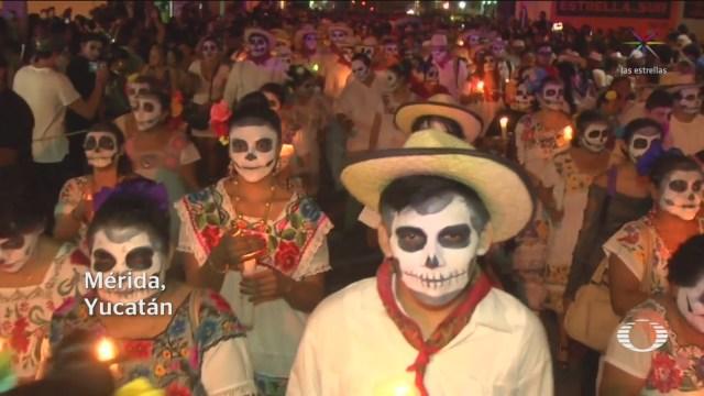 Foto: México Recuerda Difuntos 1 Noviembre 2019
