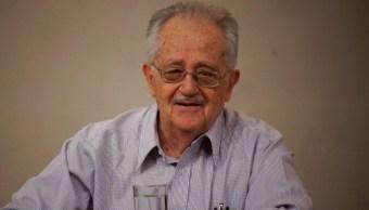 Foto: José de la Colina, escritor español, nacionalizado mexicano. Cuartoscuro